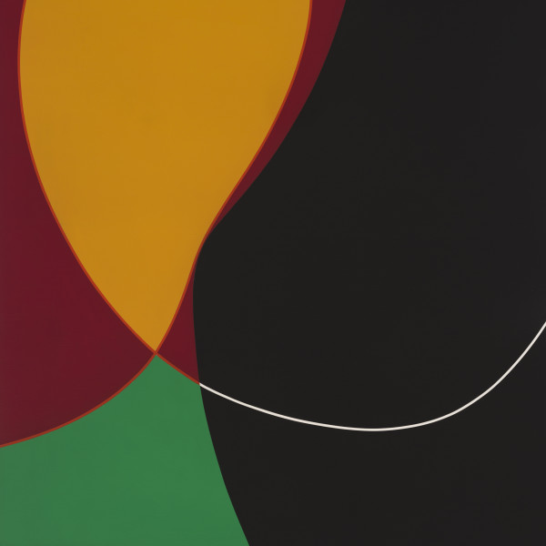 Detail of Virginia Jaramillo, Untitled, 1967. The Baltimore Museum of Art: Fanny B. Thalheimer Memorial Fund; and purchase with exchange funds from the Pearlstone Family Fund and partial gift of The Andy Warhol Foundation for the Visual Arts, Inc., BMA 2021.14
