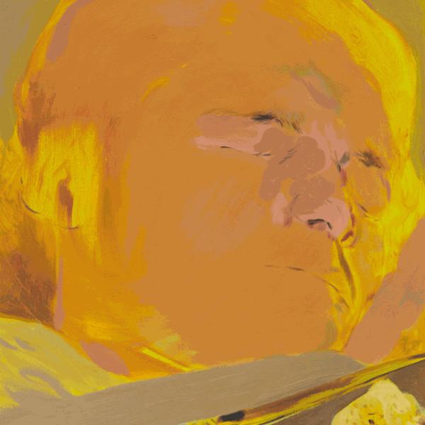 Anthony Cudahy, Knife & Stone (Pasolini's Dream), 2021