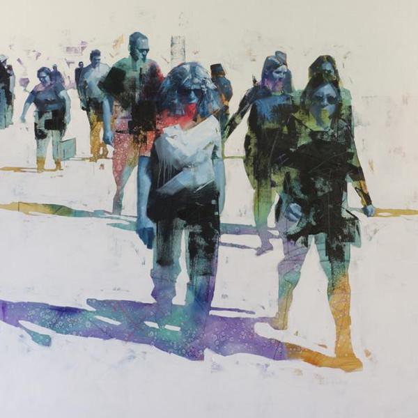 John Wentz - Languid, 2018