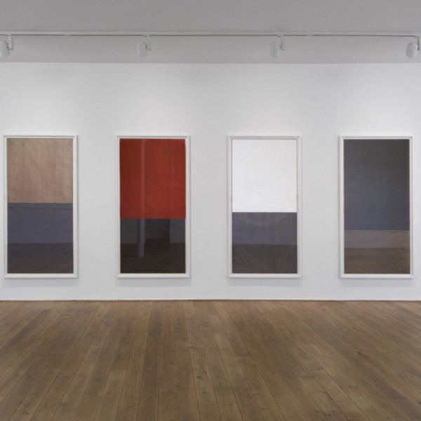Callum Innes: Works on Paper 1989 - 2012