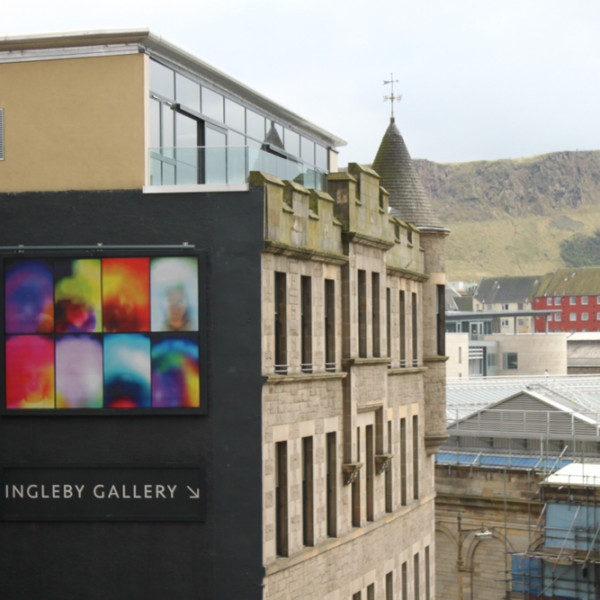 Billboard for Edinburgh: Susan Hiller