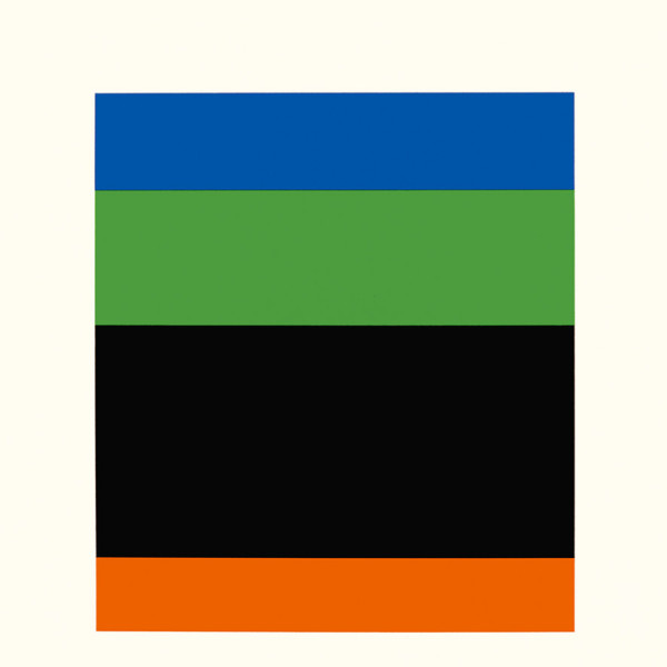 Ellsworth Kelly - Twelve colour prints from the artist's own collection