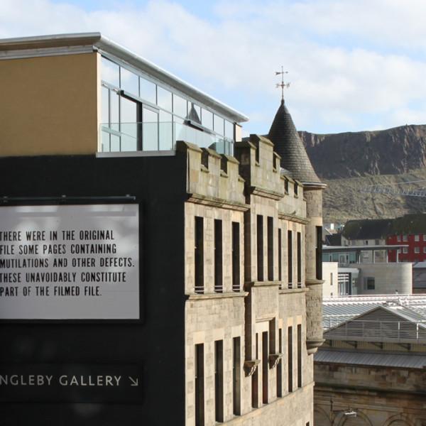 Billboard for Edinburgh: Jamie Shovlin
