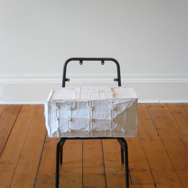 Rachel Whiteread & Robert Burns' Breakfast Table
