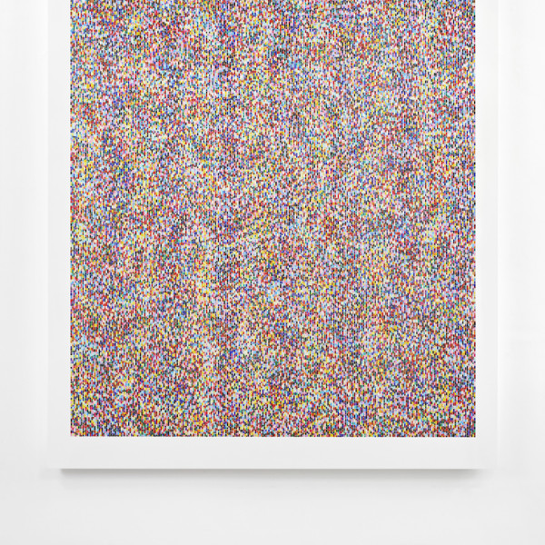 James Hugonin - Binary Rhythm: Paintings 2010 -2015
