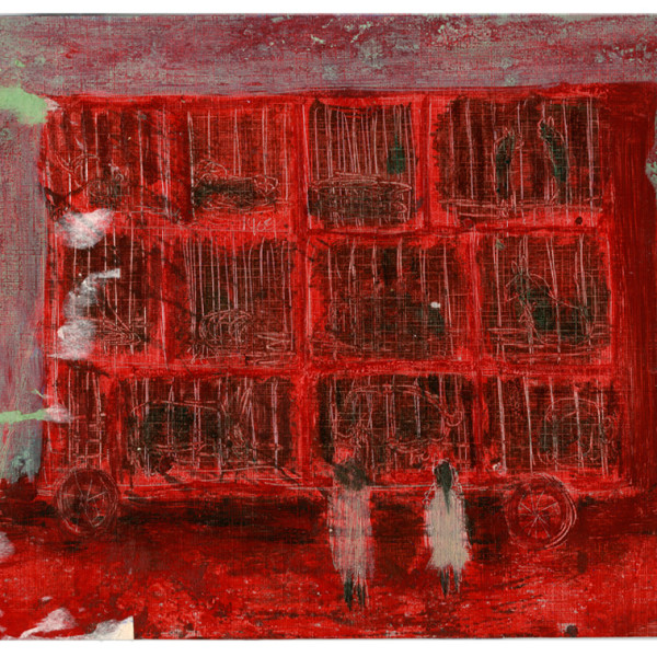 Andrew Cranston: paintings from a room