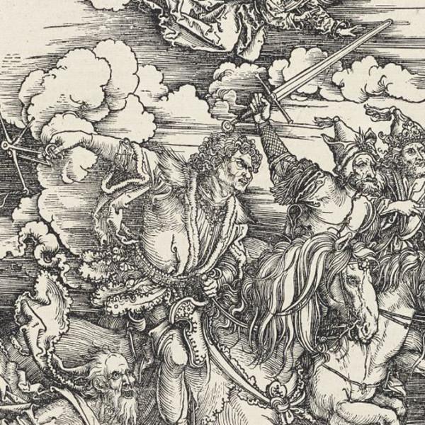 and per se and part II - Mark Wallinger & Albrecht Dürer