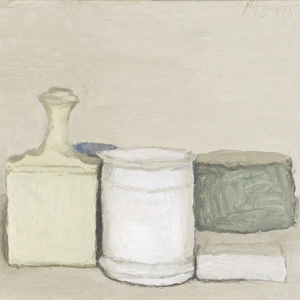 and per se and: part XI - James Hugonin and Giorgio Morandi
