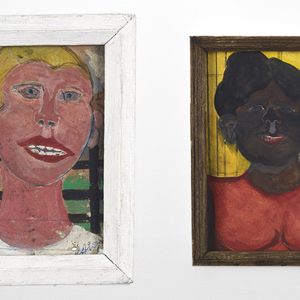 and per se and: part XVI - Rose Wylie & Frank Walter