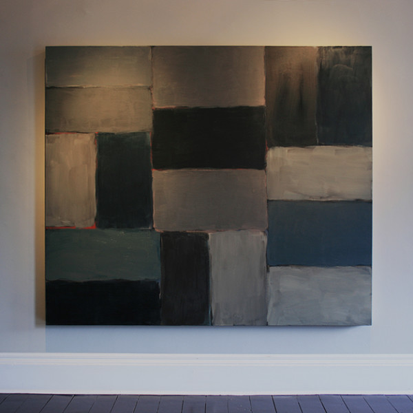 and per se and: part XX - Celtic Head of a Man & Sean Scully