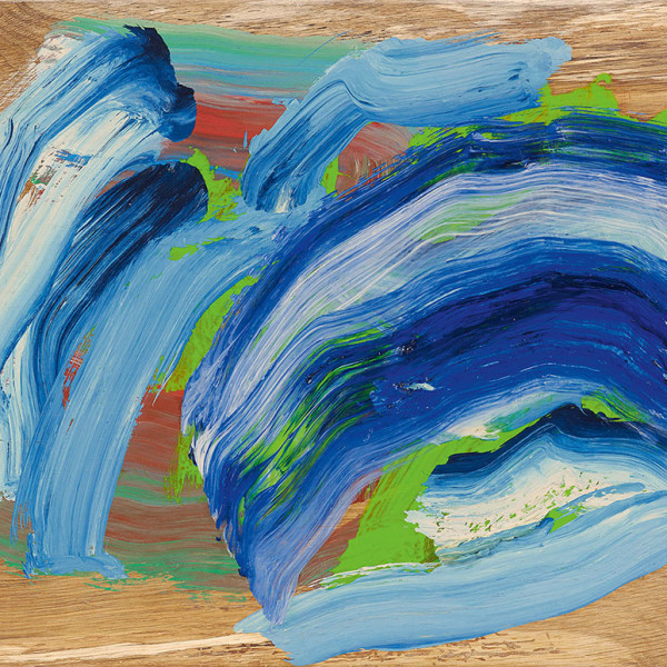 and per se and: part XXII - Liliane Tomasko & Howard Hodgkin