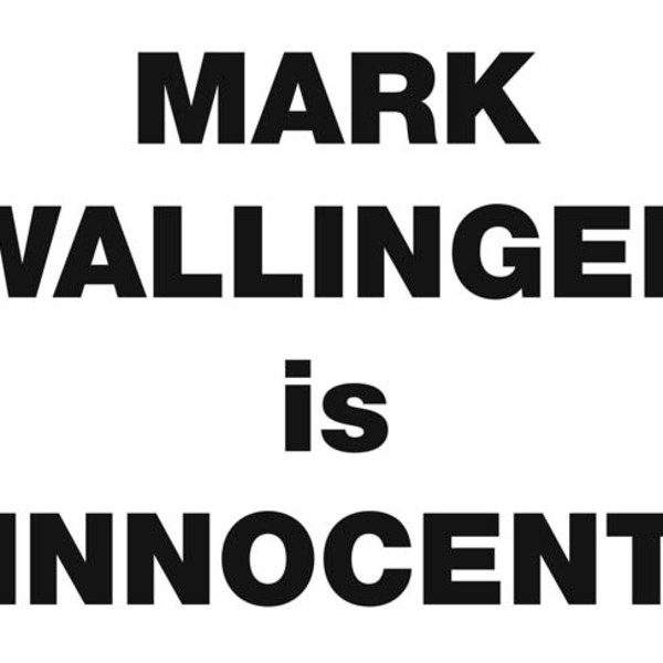 Mark Wallinger: Billboard for Edinburgh