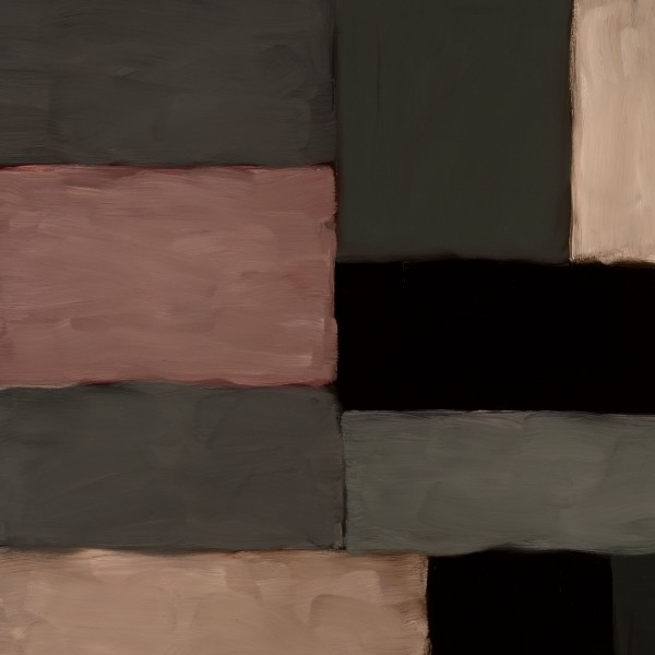 Sean Scully - Wall Pink, 2016
