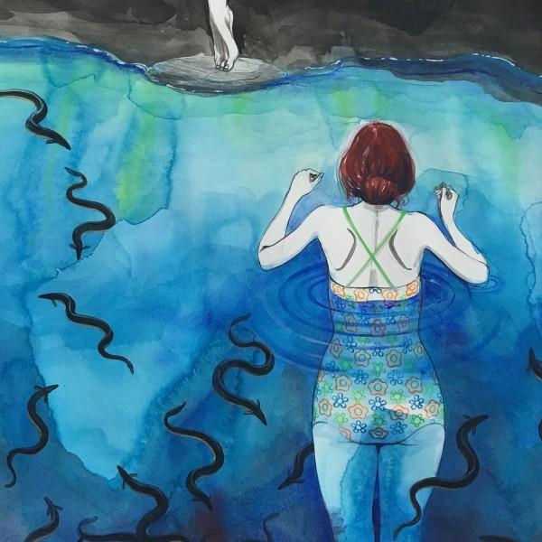 Charles Avery - Untitled (The gates of Onomatopoeia), 2019