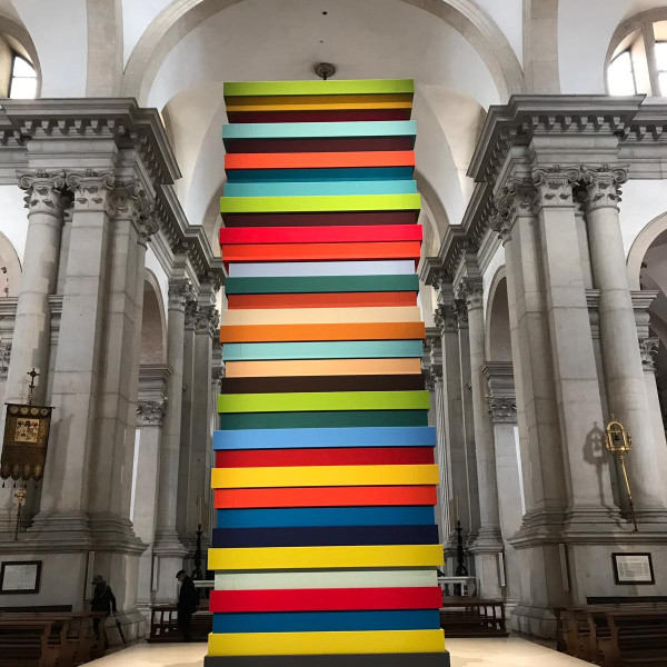 Sean Scully - Venice Biennale 2019