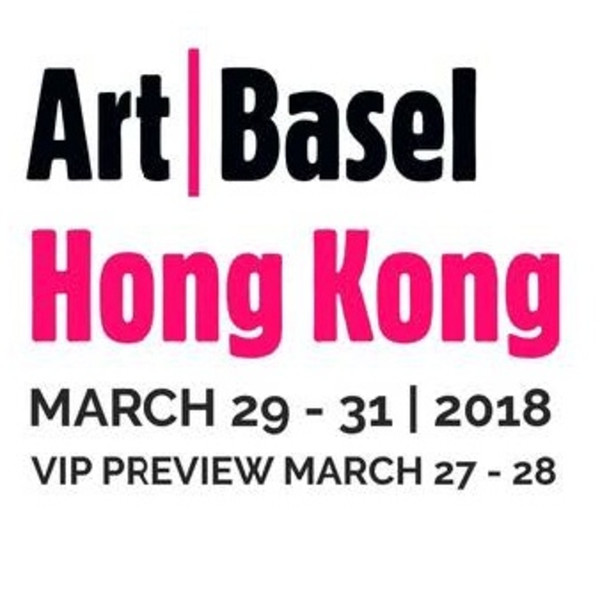 Art Basel | Hong Kong 2018
