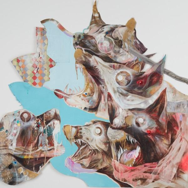 Lavar Munroe - These were Traveling Nomads…, 2016