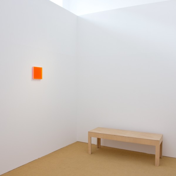 Katsuhito Nishikawa Acrylic glass objects 2002-2006