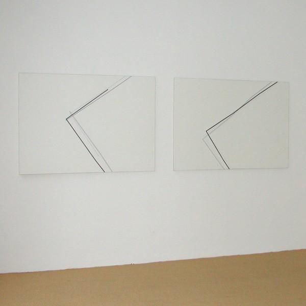Koichi Nasu Arbeiten auf Leinwand und Papier