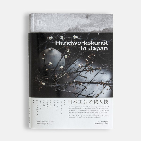 New publication: Craftland Japan. Uwe Röttgen and Katharina Zettl.