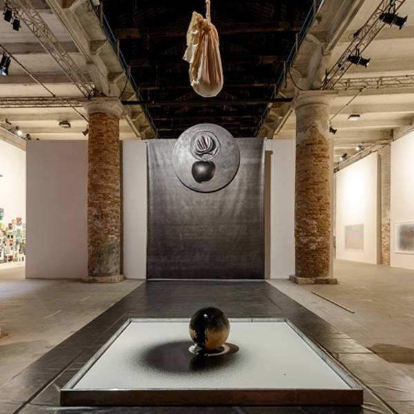 Takesada Matsutani at the 57th Venice Biennale 2018: Viva Arte Viva