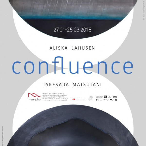 Exhibition: CONFLUENCE. Aliska Lahusen and Takesada Matsutani.