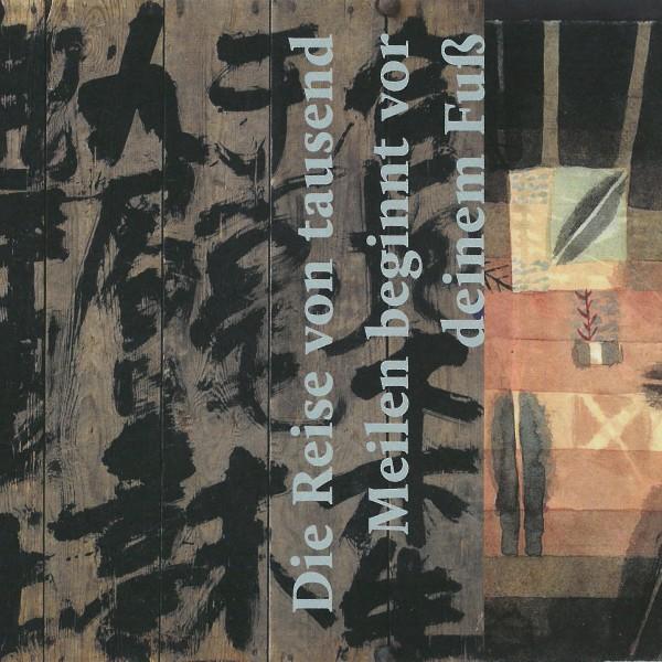 Ausstellungshinweis: Überflogenes Weiß (II). Thomas Baumhekel. Arkona. Deutsche Landschaft Japanisch