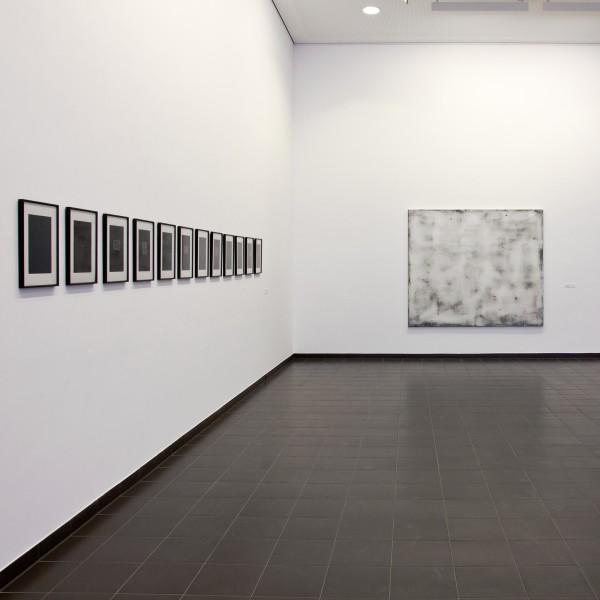 Installation views: Hideaki Yamanobe. Die Fülle der Leere