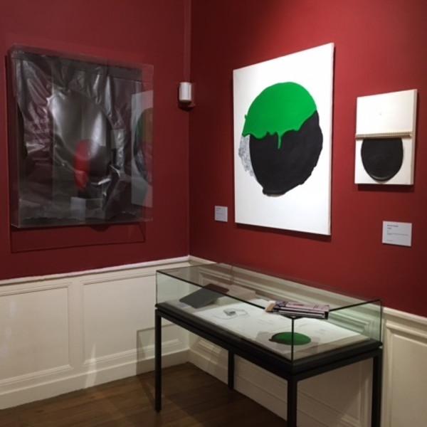 Gruppenausstellung mit Werken von Takesada Matsutani: Bernard Dumerchez, éditeur, une vie de livres et d'art
