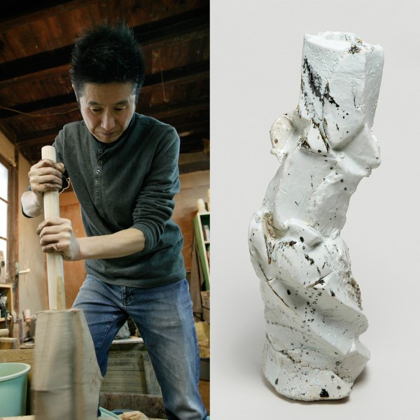 Lecture and ceramic demonstration with Shozo Michikawa