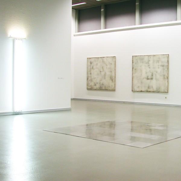 Ausstellungsansichten: Die neue Kunsthalle II - natürlich - körperlich - sinnlich. Gruppenausstellung mit Hideaki Yamanobe