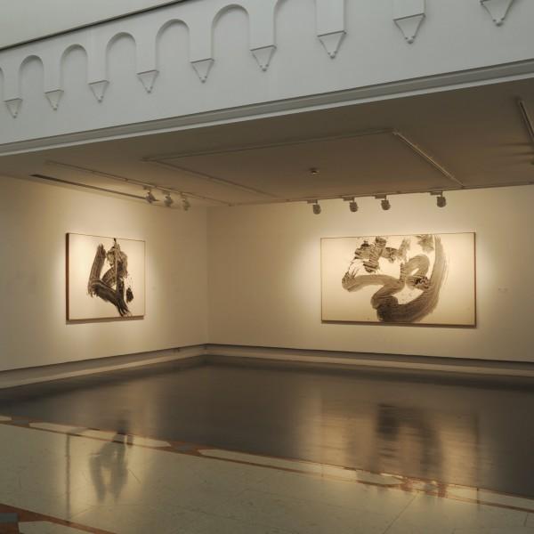 Exhibition views: Sharjah Biennale 2013. Inoue Yûichi (YU-ICHI)