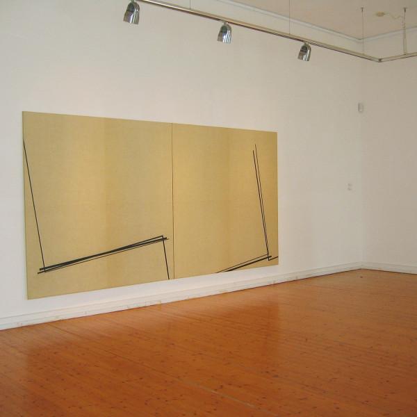 Ausstellungsansichten: Koichi Nasu
