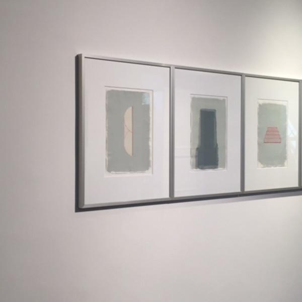 Group exhibition with Jürgen Schön: Auch das ist Zukunft