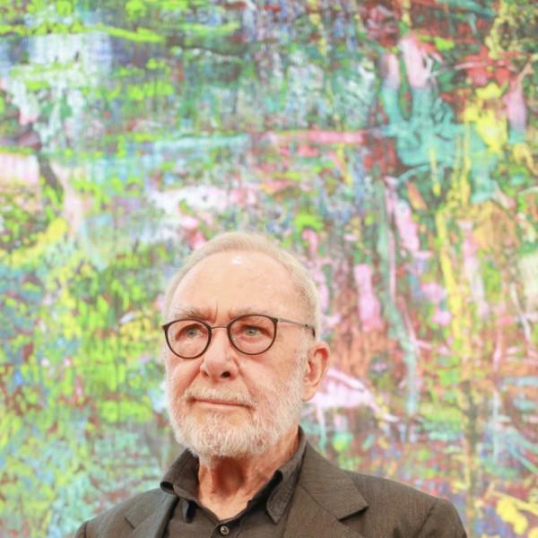 Gerhard Richter - Cage - COMPLETE SUITE OF 6 WORKS *SOLD*, 2020
