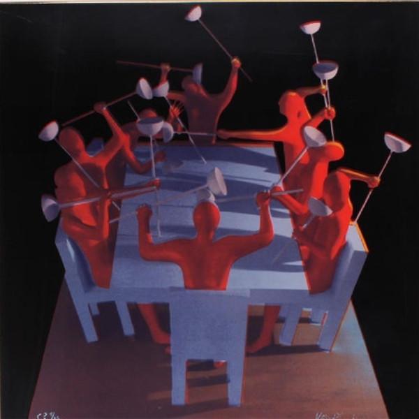 Mark Kostabi - Upheaval, 1994