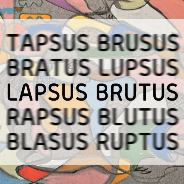 Lapsus Brutus
