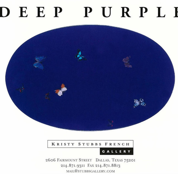 Deep Purple: Dreamy Mindscapes by Contemporary & Modern Masters