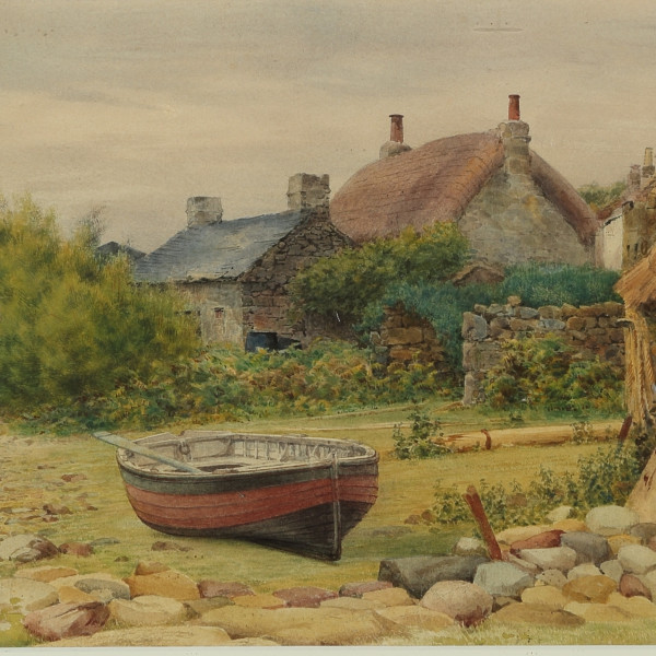 A T NASH - Old Grimsby, Tresco, Isles of Scilly