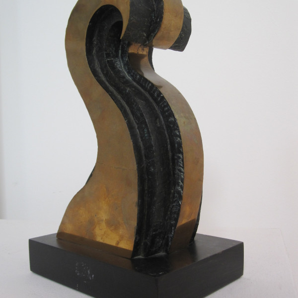 Peter WARD - BREAKING WAVE, 1996