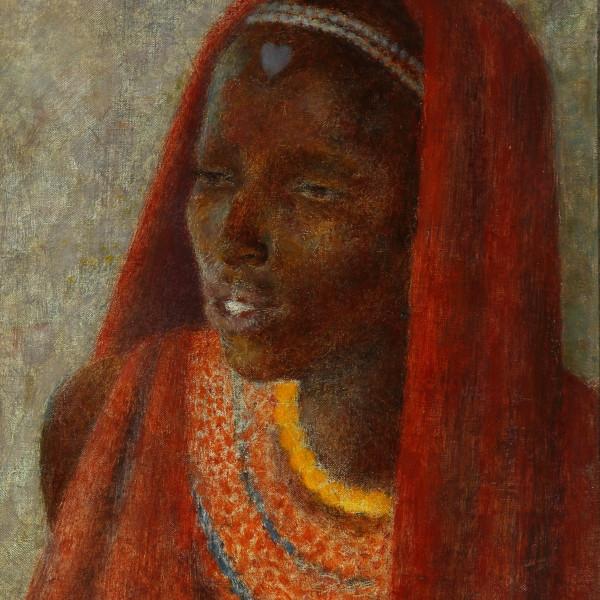 Dod Procter - MASAI WOMAN