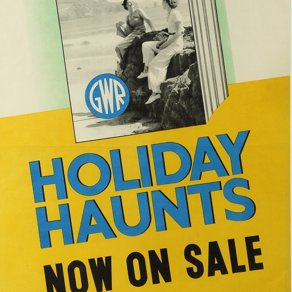 Unsigned - HOLIDAY HAUNTS 1940, 1940