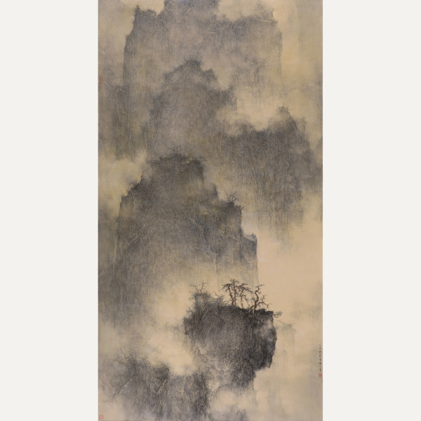 Li Huayi, 山水, 2015