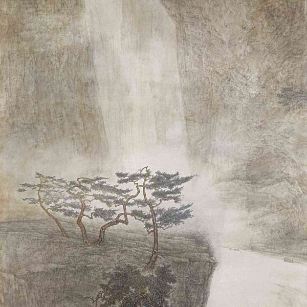 Li Huayi, Song of Pines and Falling Water, 1999