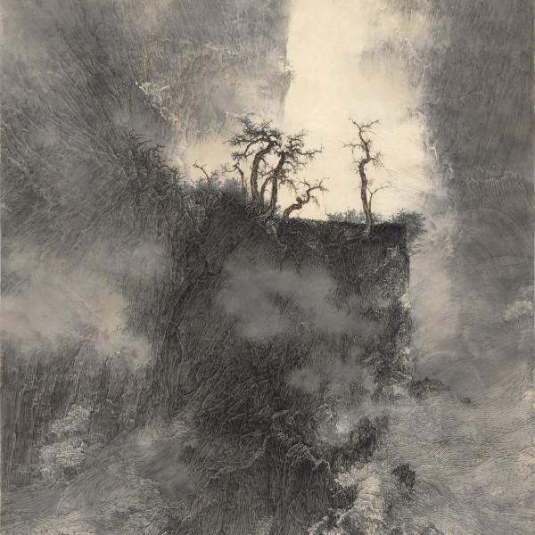 Li Huayi, 水石相搏 , 2013