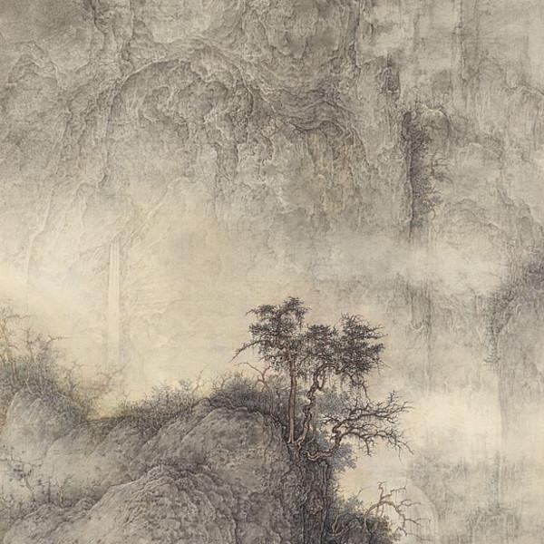 Li Huayi, 遠山蓋霧, 2005