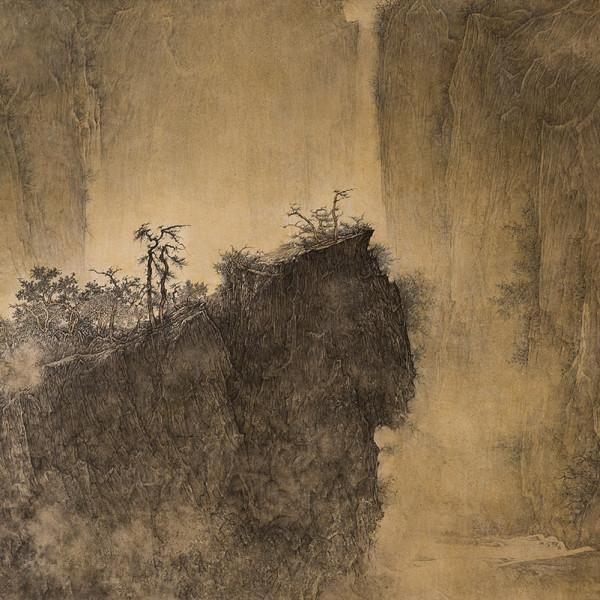 Li Huayi, 山水, 2014