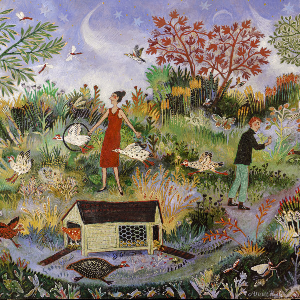 Anna Pugh - One Two Three, 2019
