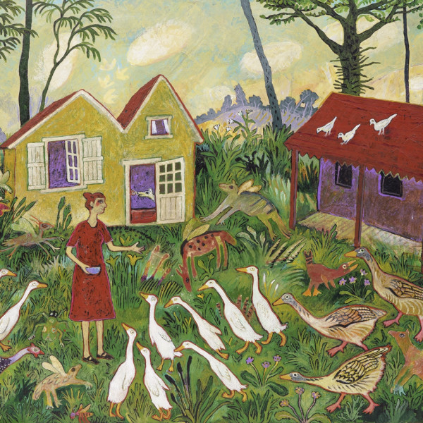 Anna Pugh - They Were There, 2021