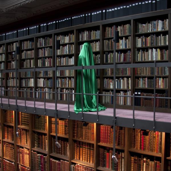 Güler Ates | Books of Dust Royal Academy of Arts, London